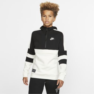 Nike Sportswear Older Kids' 1/2-Zip Hoodie