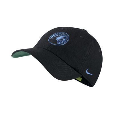 Minnesota Timberwolves Nike Heritage86