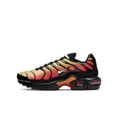 Nike Air Max Plus-sko til store børn