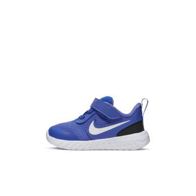Купить Кроссовки для малышей Nike Revolution 5, Синий/Черный/Белый, 23817726, 12726639