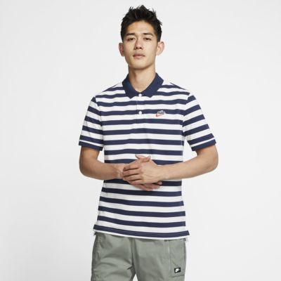 Męska koszulka polo z bawełny piqué Nike Sportswear