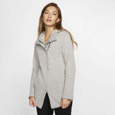 Haut à zip en tissu Fleece Hurley Winchester pour Femme