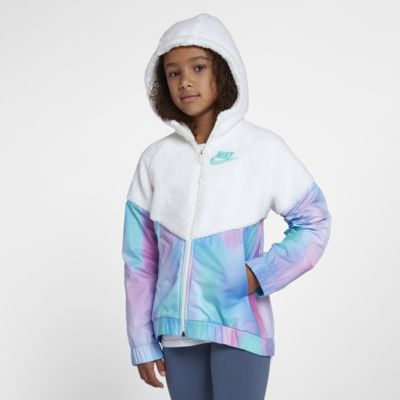 Nike Sportswear Windrunner Big Kids' (Girls') Jacket