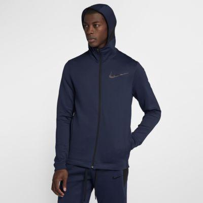 Nike Therma Flex Showtime Dessuadora amb caputxa i cremallera completa de bàsquet - Home