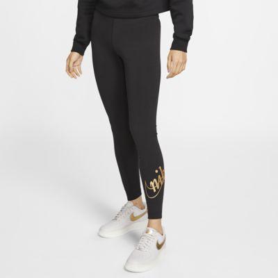 Dámské třpytivé legíny Nike Sportswear