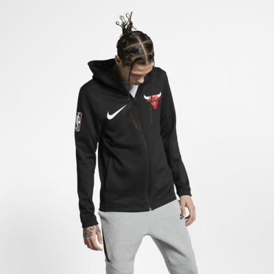Hoodie NBA Chicago Bulls Nike Therma Flex Showtime para homem