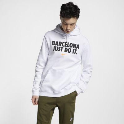 Nike Sportswear Club Fleece férfi kapucnis pulóver
