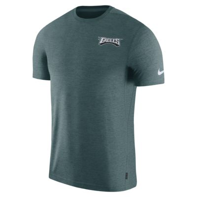 Nike Dri-FIT Coach (NFL Eagles) Men's Short-Sleeve Top