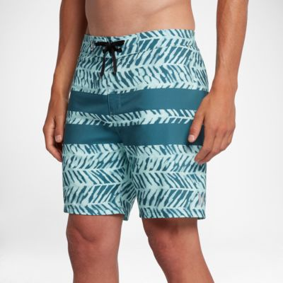 "Hurley Phantom Blackball Kai Men's 18"" (45.5cm approx.) Board Shorts"