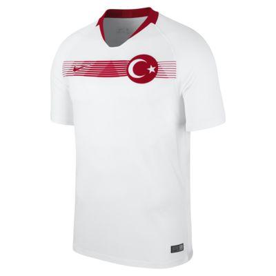 2018 Türkei Stadium Home/Away Herren-Fußballtrikot