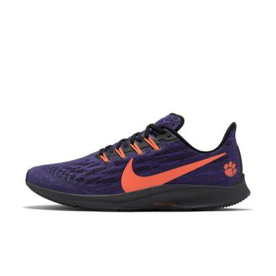 Nike Air Zoom Pegasus 36 (Clemson) Men's Running Shoe
