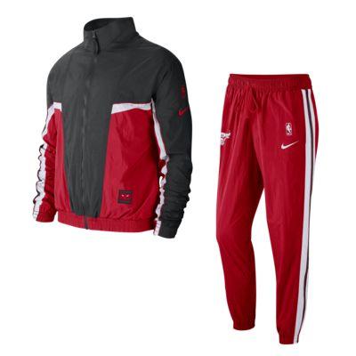 Chicago Bulls Nike NBA-trainingspak voor heren