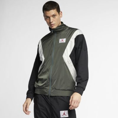 "Jordan Flight ""AJ 5"" leichte Trainingsjacke"