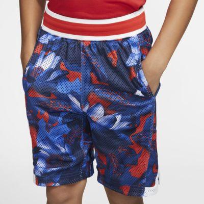 Nike Big Kids' (Boys') Printed Basketball Shorts