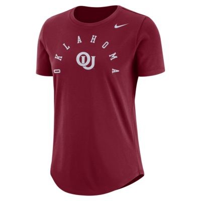 Nike College Elevated (Oklahoma) Women's T-Shirt