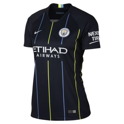 2018/19 Manchester City FC Stadium Away Women's Football Shirt