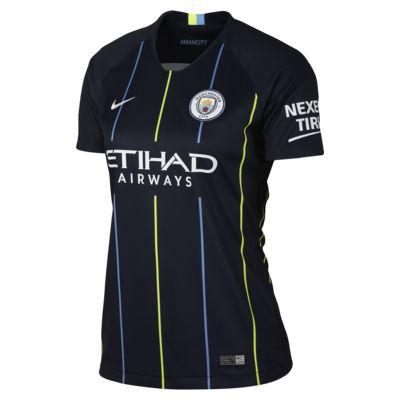 2018/19 Manchester City FC Stadium Away Kadın Futbol Forması