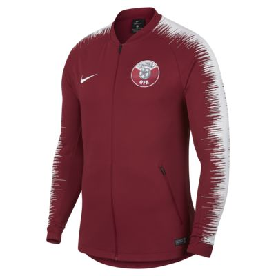 Veste de football Qatar Anthem pour Homme