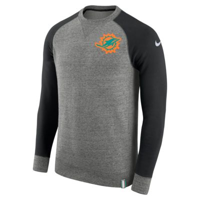Nike AW77 (NFL Dolphins) Men's Crew