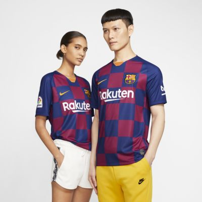 FC Barcelona 2019/20 Stadium Home Football Shirt