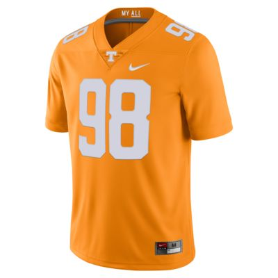 Nike College Limited (Tennessee) Men's Football Jersey