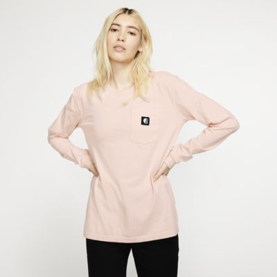 Hurley x Carhartt Women's Long-Sleeve Top