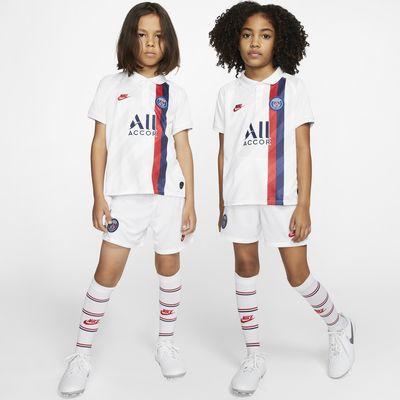 Paris Saint-Germain 2019/20 Third fotballsett til små barn