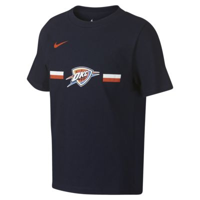 Oklahoma City Thunder Nike Little Kids' Logo NBA T-Shirt