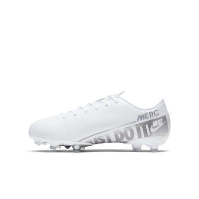 Fotbollssko för varierat underlag Nike Jr. Mercurial Vapor 13 Academy MG för barn