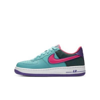 Nike Air Force 1 Now Big Kids' Shoe