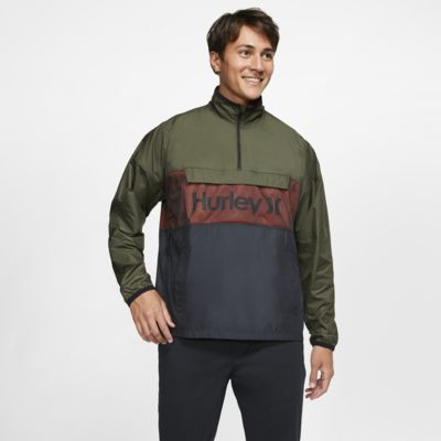 Hurley Siege Anorak Men's Jacket