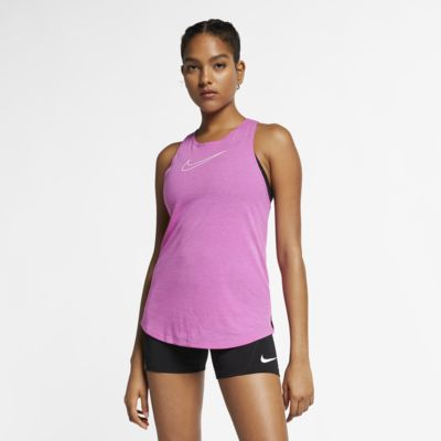 Nike Camiseta de tirantes de entrenamiento - Mujer