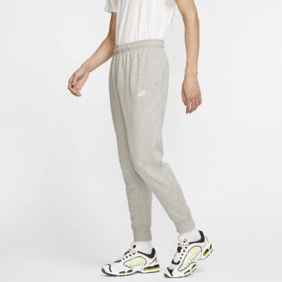 Pánské běžecké kalhoty Nike Sportswear Club zfrancouzského froté