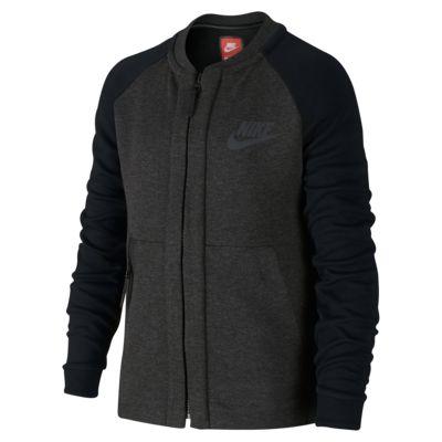 Nike Tech Fleece Veste Plus Âgé Pour Sportswear Bomber Garçon UvwHRq