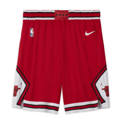 กางเกงขาสั้น Nike NBA ผู้ชาย Chicago Bulls Icon Edition Swingman