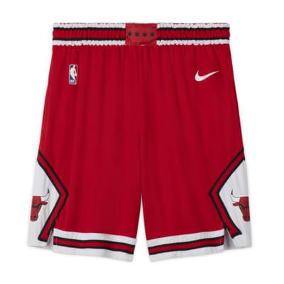 Chicago Bulls Icon Edition Swingman Nike NBA-Shorts für Herren