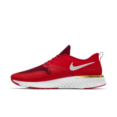 Nike Odyssey React 2 Flyknit By You Custom hardloopschoen voor dames