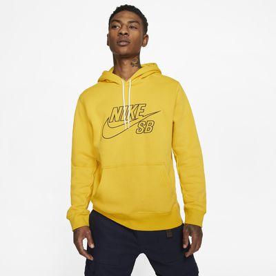 Sudadera con capucha sin cierre de skateboarding para hombre Nike SB
