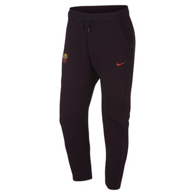 A.S. Roma Tech Fleece Pantalons - Home