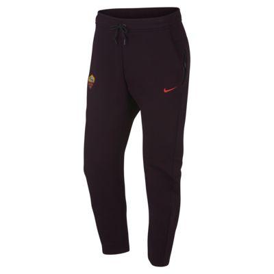 Pantalon A.S. Roma Tech Fleece pour Homme