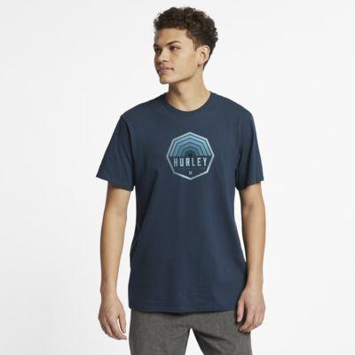 T-shirt Hurley Premium Hexer för män