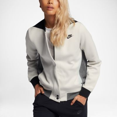 Nike Sportswear Tech Fleece Destroyer Women's Jacket. Nike.com