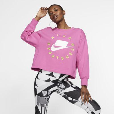 Haut en molleton Nike Sportswear NSW pour Femme