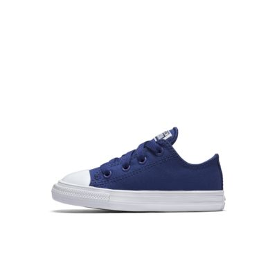 Converse Chuck II Low Top Infant/Toddler Shoe