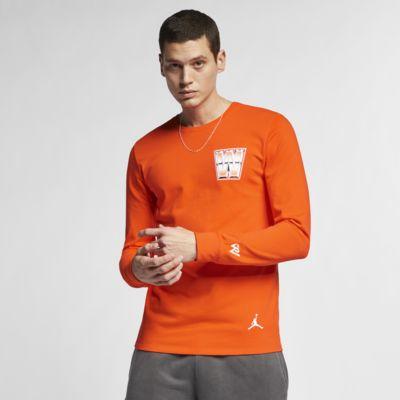 Jordan x RW Men's Long-Sleeve T-Shirt