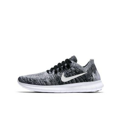 Older Kids' Running Shoe. Nike Free RN Flyknit 2017
