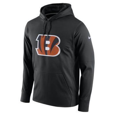 Мужская худи с логотипом Nike Essential (NFL Bengals)