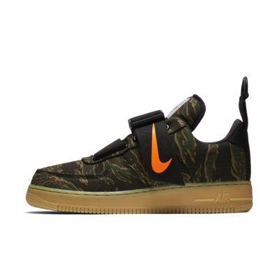รองเท้าผู้ชาย Nike Air Force 1 Utility Low Premium WIP