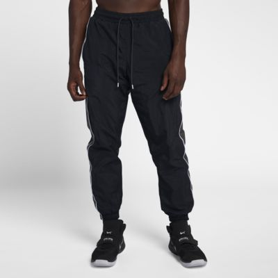 Nike Throwback Men's Woven Tracksuit Basketball Pants