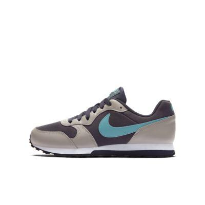 Calzado para niños talla grande Nike MD Runner 2